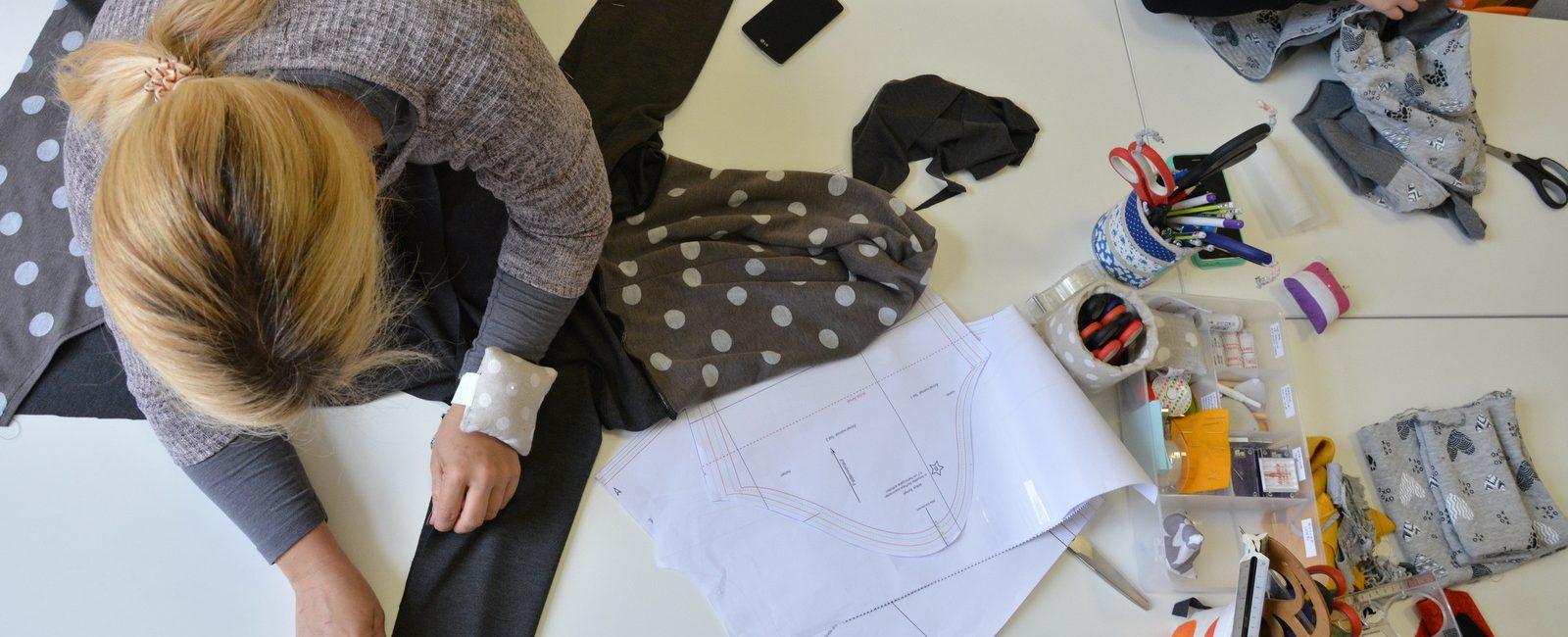 Osnovni tečaj šivanja ženskih oblačil
